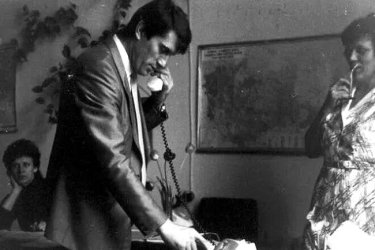 Виктор Ющенко в начале карьеры / 24smi.org