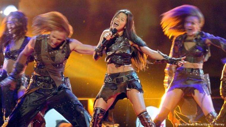 Руслана на Евровидении/te.20minut.ua