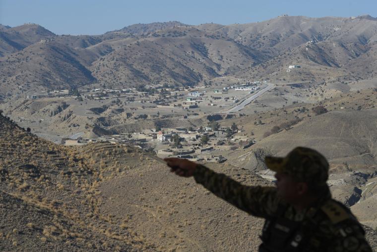 Завдяки прихильності пакистанських військових і політиків в провінції Вазиристан, Талібан створив там величезну базу