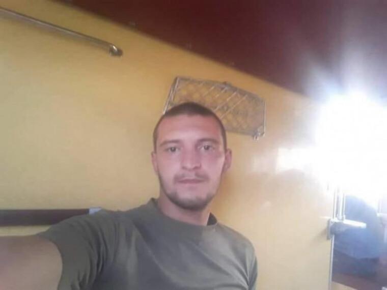 Снайпер убив українського воїна В'ячеслава Мінкіна