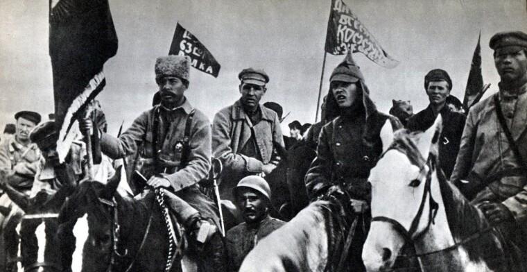 Воины Первой конной, 1920-й