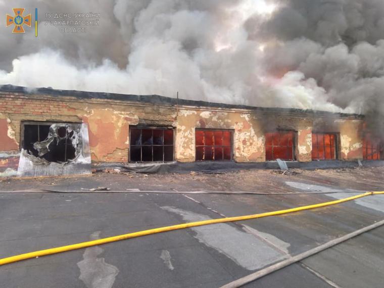 Всего к тушению привлекли 44 пожарных