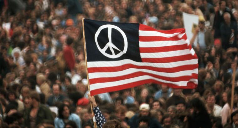 Флаг с пацификом