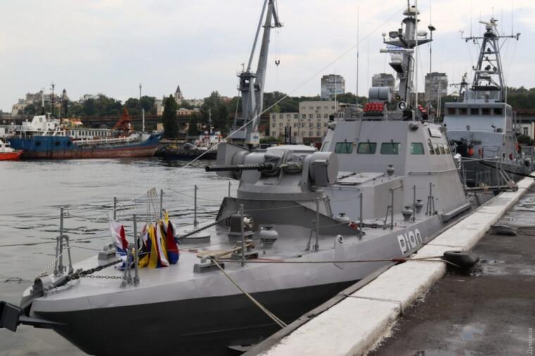 На сегодня семь катеров типа «Гюрза-М» составляют основу мощи ВМСУ в прибрежных районах / dumskaya.net
