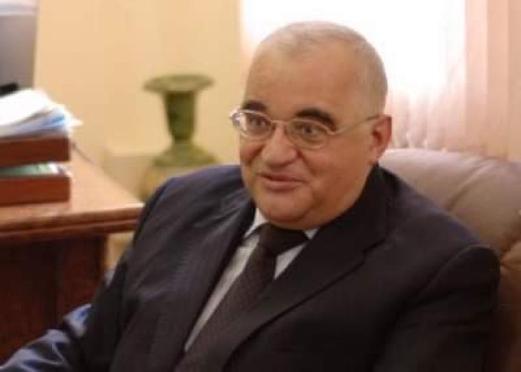 Голова Спілки ректорів України Петро Куліков