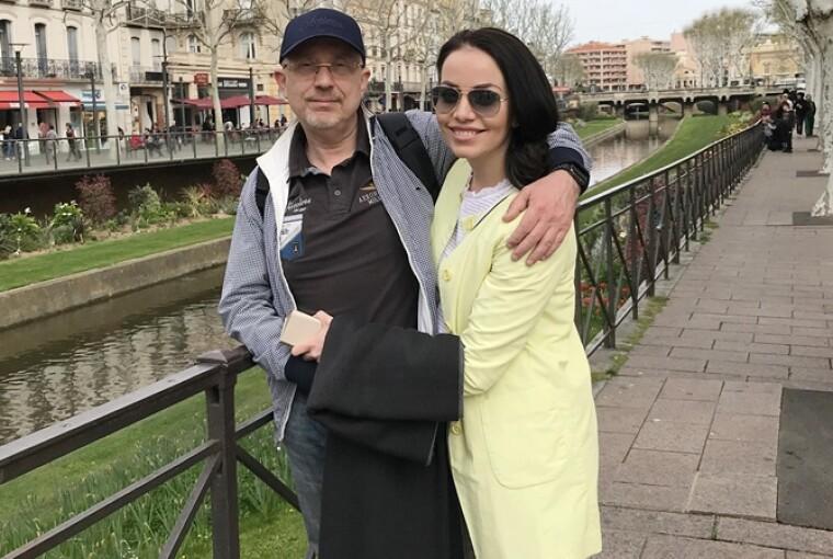 Олексій Резніков та Юлія Зорій