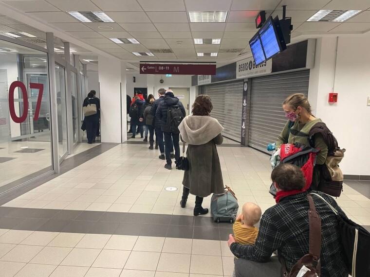 Алексей Навальный вылетел из Германии 17 января