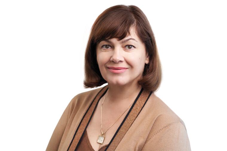 Людмила Севрюк