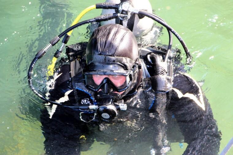 ВМС ВС Украины получат от США водолазное оборудование / Минобороны