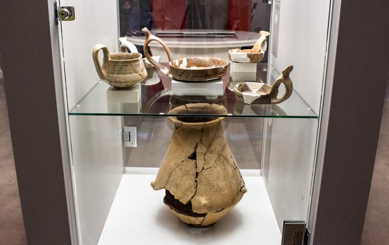 Коллекция Городок-музея. Керамика из ранне-скифского кургана