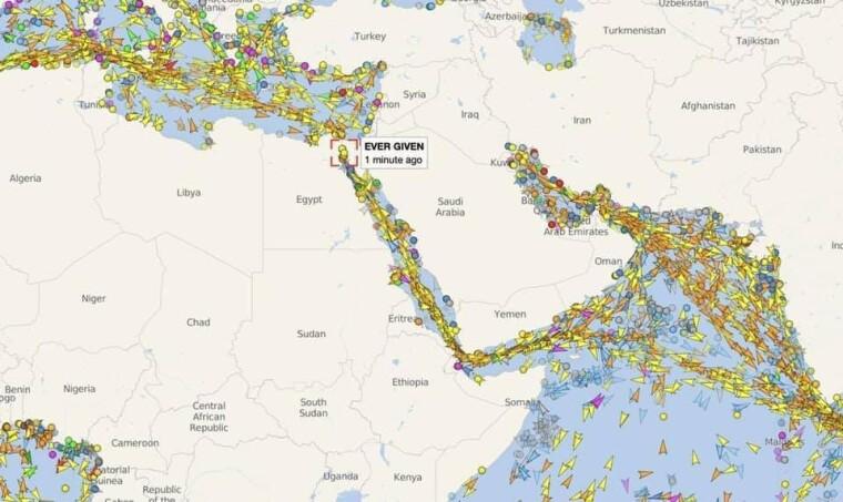 Джерело: сайт marinetraffic.com