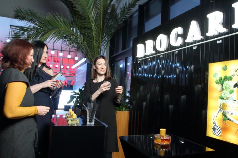 Ароматом праздника стали яркие парфюмы от BROCARD Niche Bar