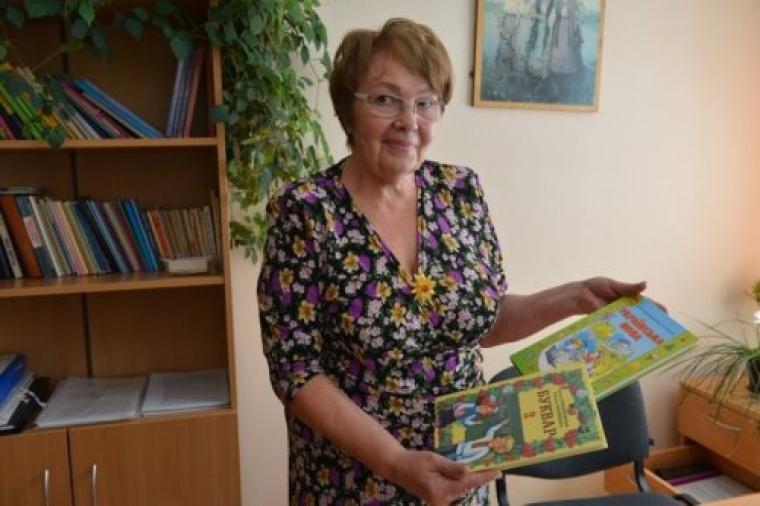 Мама Валерия Хорошковского Ольга Назаровна