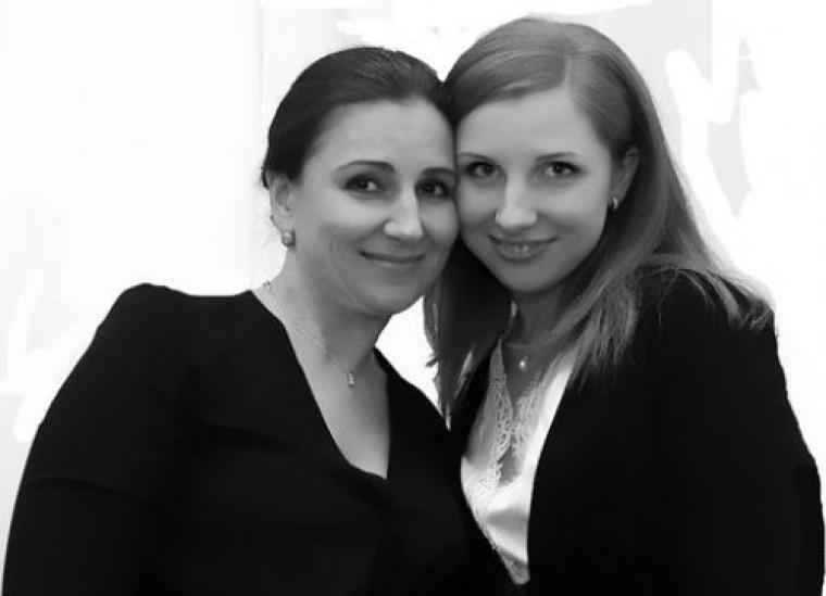 Інна Богословська з донькою Анастасією / соцмережі