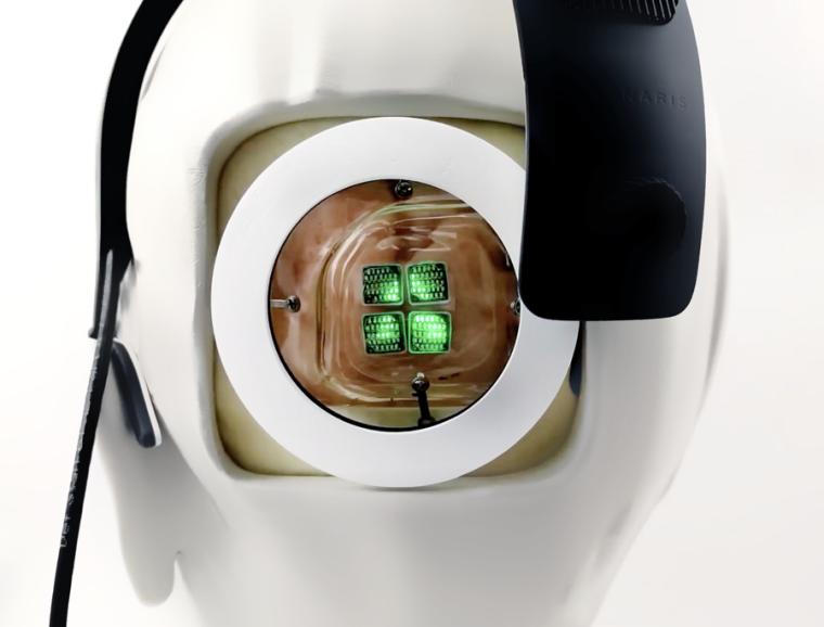 Пристрій, який повертає зір повністю сліпим людям/Monash Vision