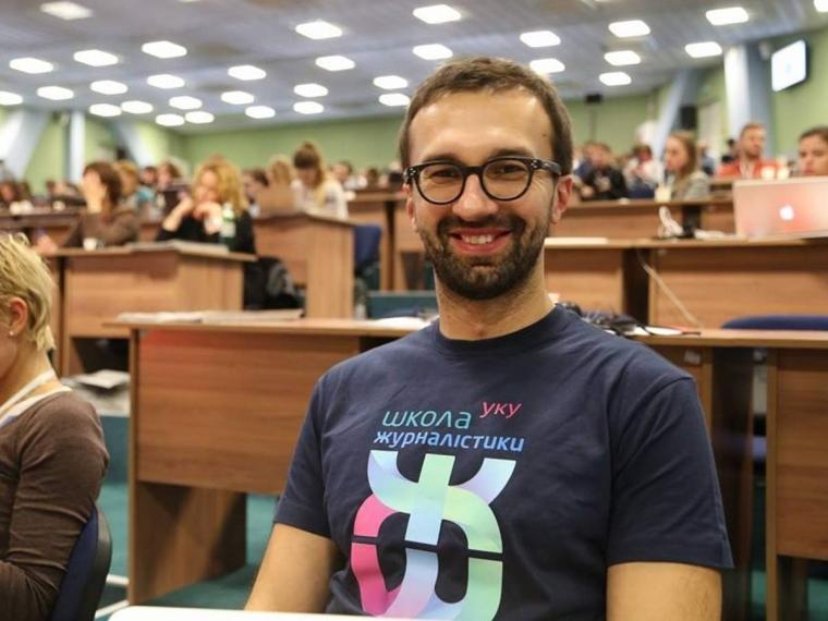 Сергей Лещенко, школа журналистики УКУ