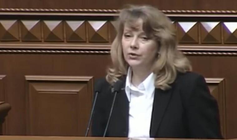 Татьяна Юзькова, первая жена Ляшко