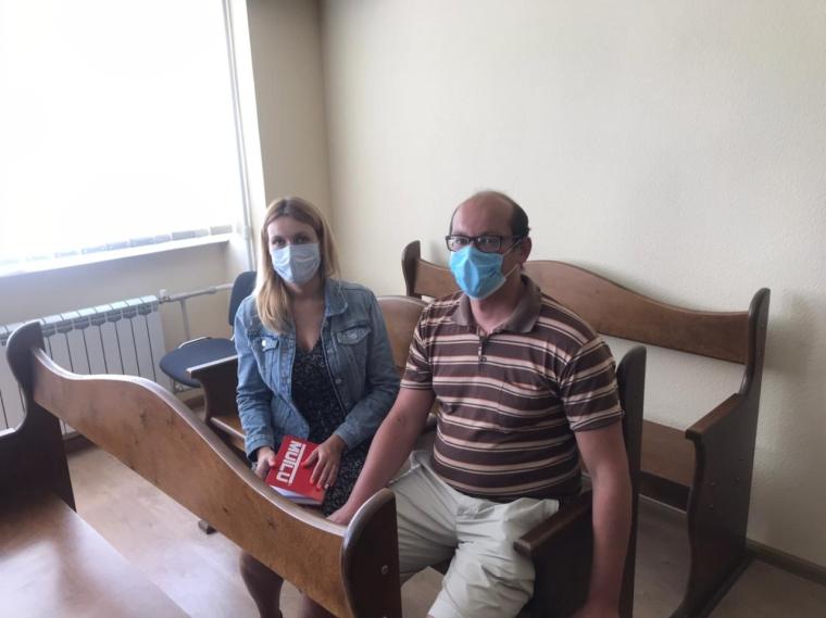 Потерпітий Максим Федяй/Facebook Адвокатська дорадча група