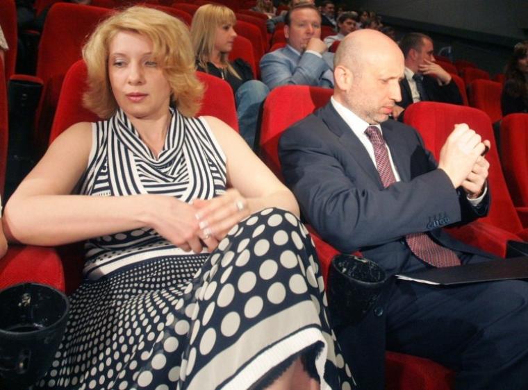 Анна і Олександр Турчинови