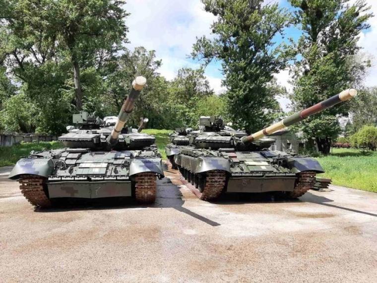 Танки Т-64
