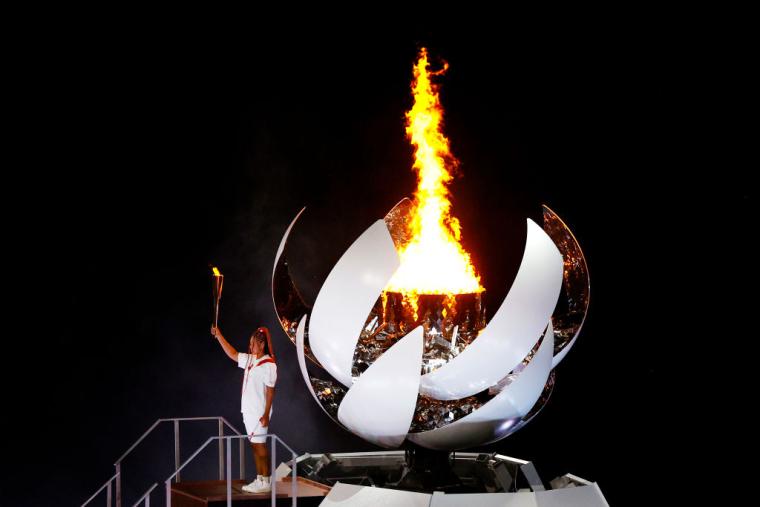 Церемонія відкриття Олімпійських ігор в Токіо