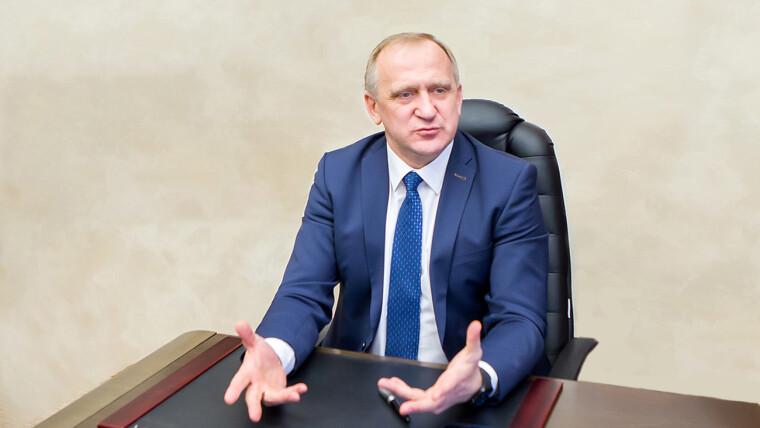 """Валерий Ноздрин, директор ООО """"Энерго Сбыт"""""""