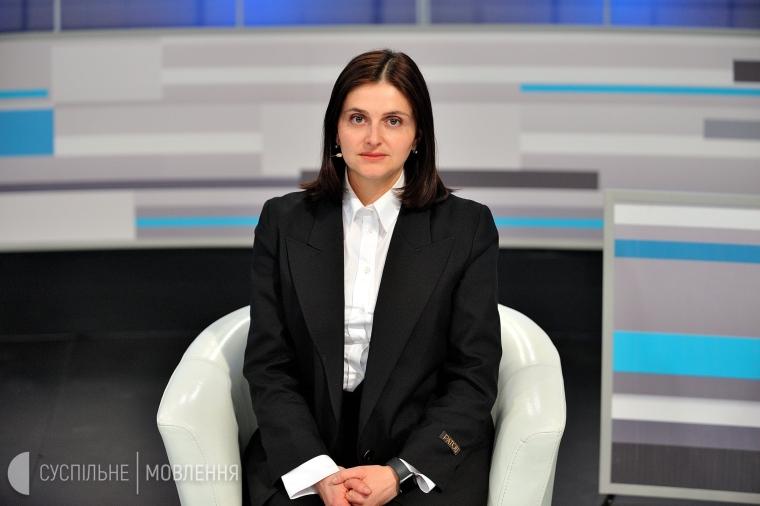 Ольга Василевская-Смаглюк в эфире Общественного