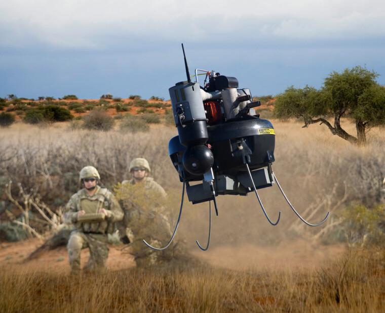 Безпілотник T-Hawk/AVID