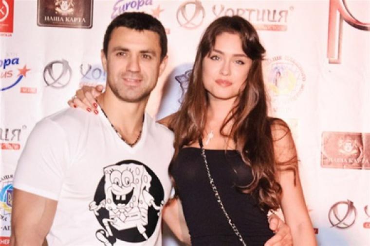 Николай Тищенко с бывшей женой Ириной Журавской/obozrevatel.com