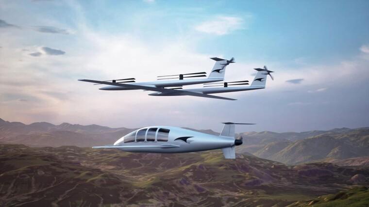 Летательные аппараты Talyn Air / talyn.com