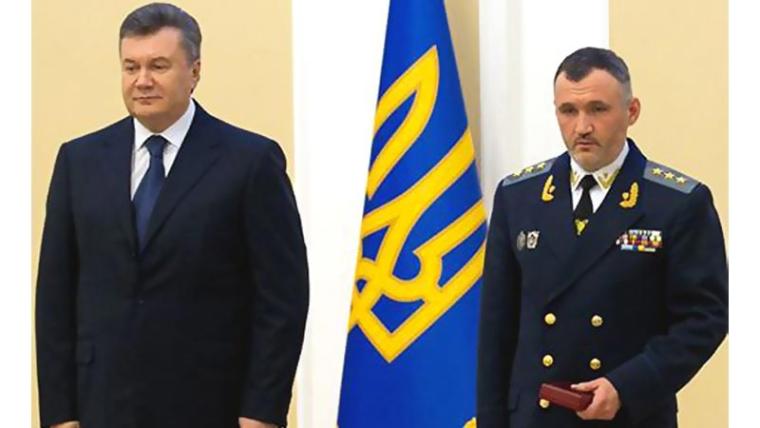 Віктор Янукович та Ренат Кузьмін