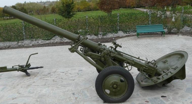 Радянський міномет М-160 калібру 160 мм