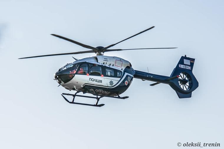 Вертолет Airbus H145 D3