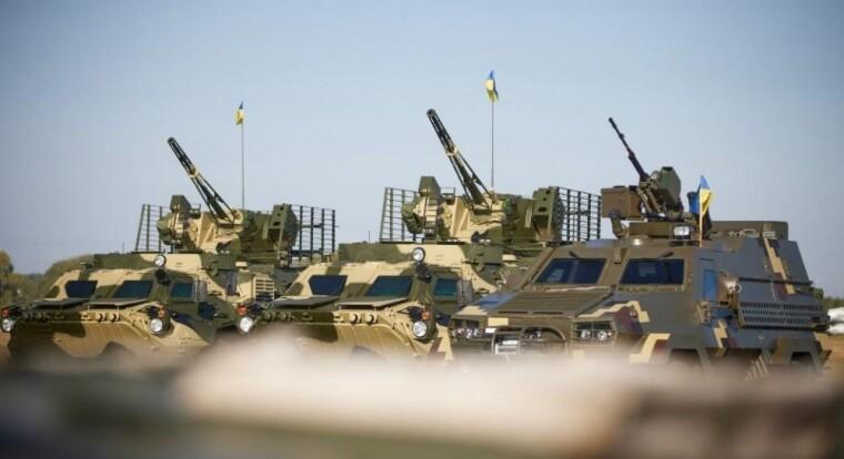 У 2021 р. очікується поставка військової продукції на суму понад 10 млрд грн/mil.gov.ua