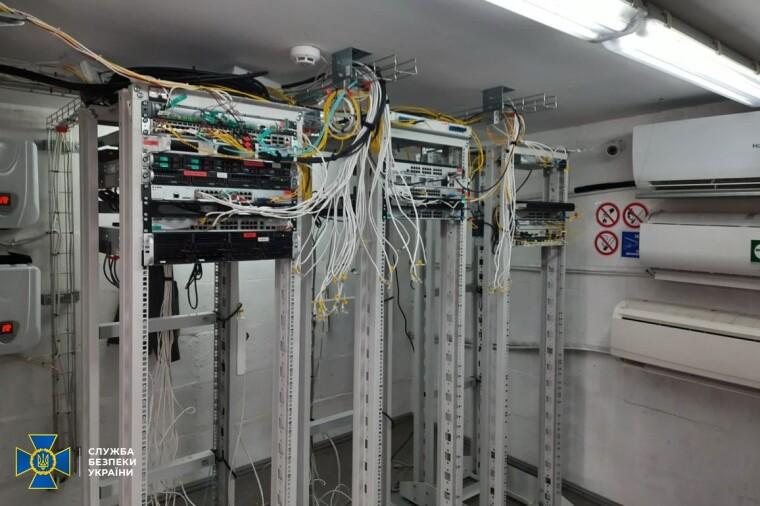 сервер злоумышленников