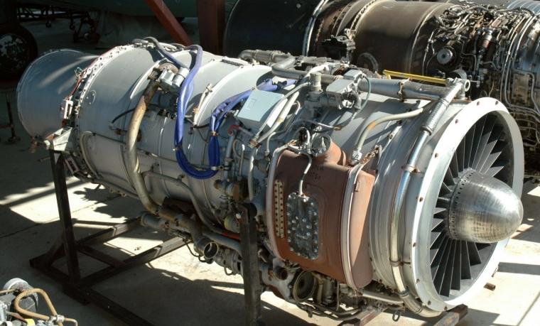 Двигун АІ-25