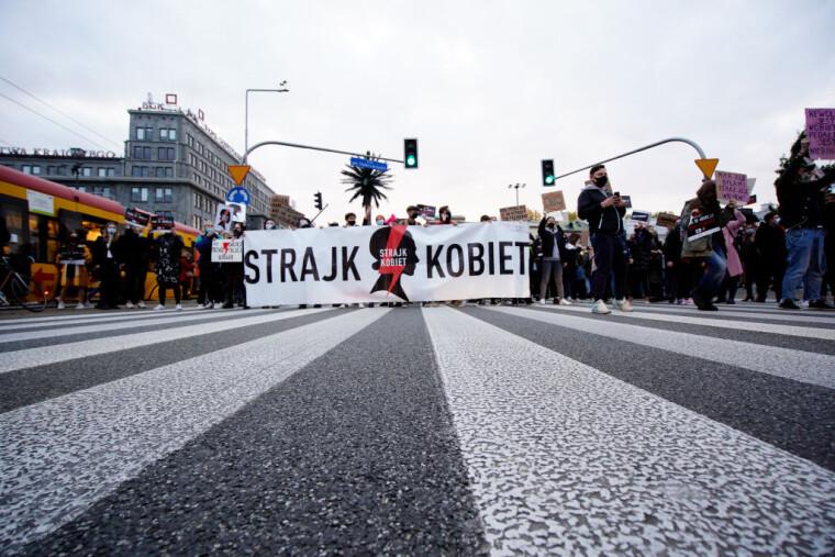 У Польщі люди вийшли на протести через заборону абортів