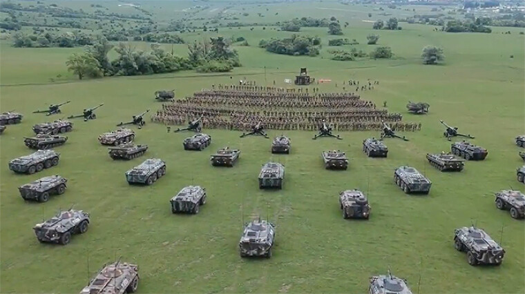 Военные учения под руководством НАТО