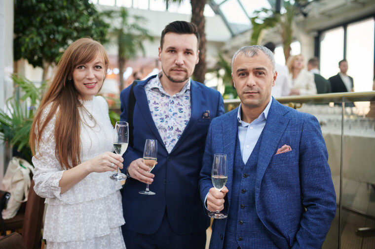Основательница международного клуба BusinessWoman Club Ганна Крысюк