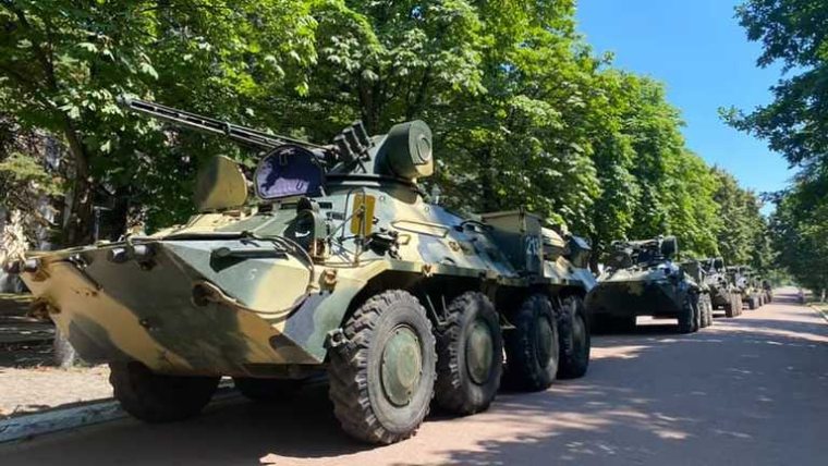 бронетранспортери БТР-3ДА