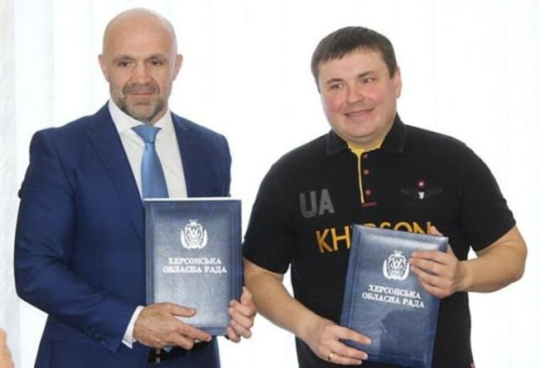 Фігурант справи про вбивство активістки Катерини Гандзюк і Юрій Гусєв