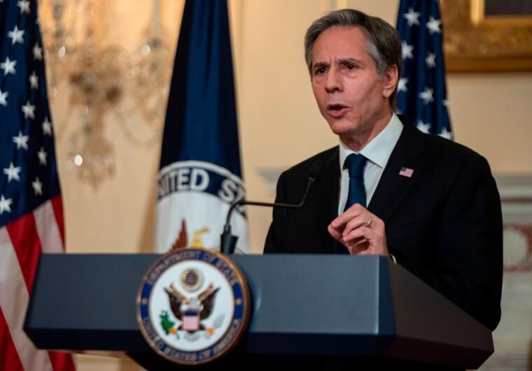 Держсекретар США Ентоні Блінкен оголосив про внесення Ігоря Коломойського до списку санкцій