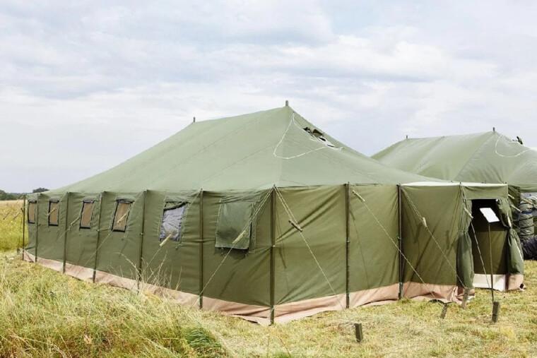 Военные палатки УСБ-56 / ua.news