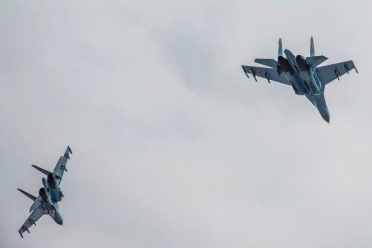 Двосторонні командно-штабні навчання Повітряних сил України