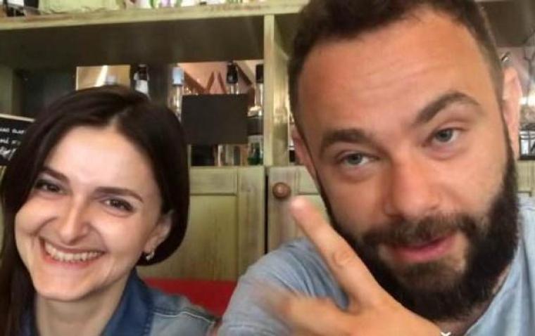 Ольга Василевская-Смаглюк и Александр Дубинский