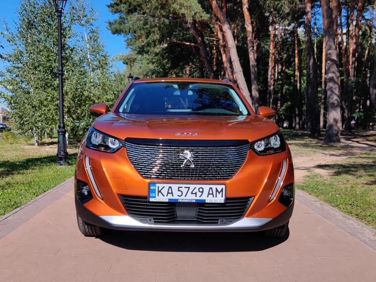 Фото Peugeot 2008