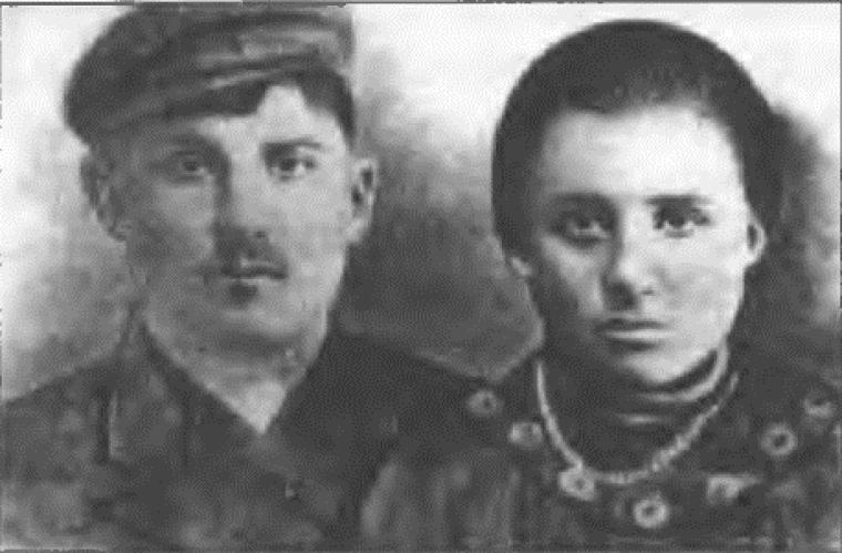 Супруги Филипп и Степанида Краты