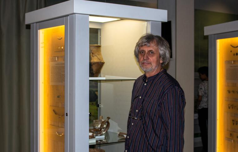 Александр Антонец, основатель Мастерской музейных проектов