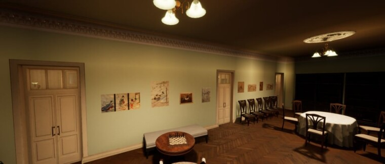 Онлайн-музей Museum Sikor Sky