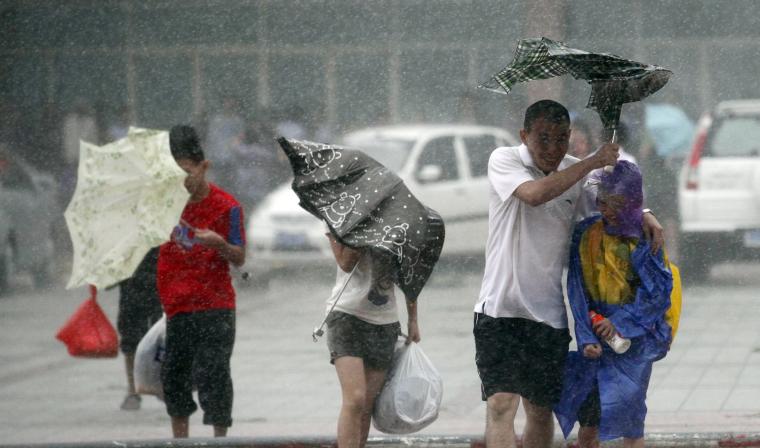 Загальна площа Китаю, що покрита штучним дощем або снігопадом, в найближчі п'ять років досягне 5,5 млн кв. км
